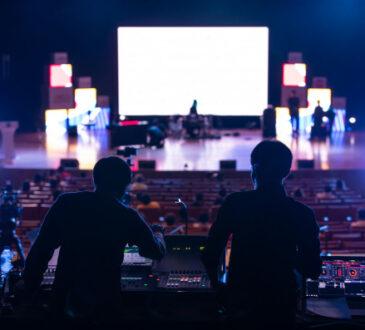 âm nhạc trong sự kiện