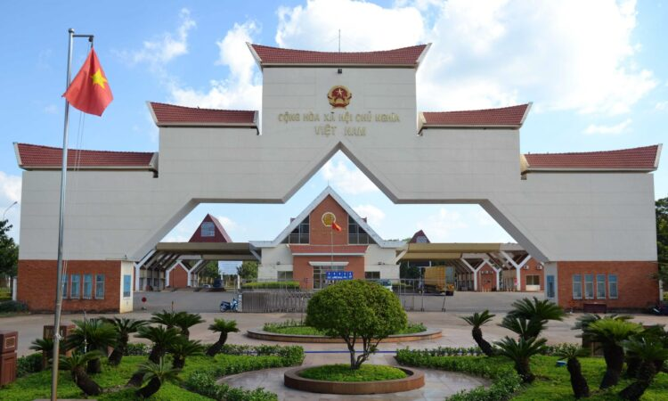cửa khẩu quốc tế tại Tây Ninh