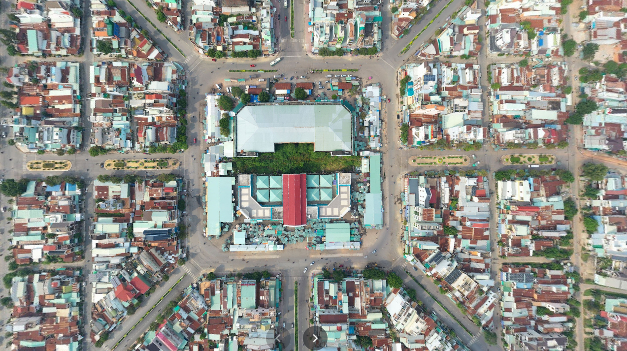 Chợ Long Hoa Tây Ninh